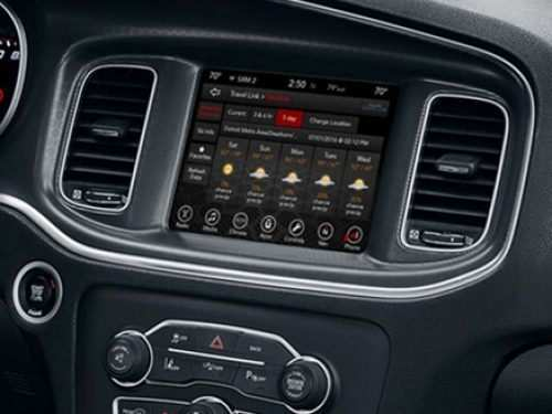 40 New 2019 Dodge Touch Screen Reviews