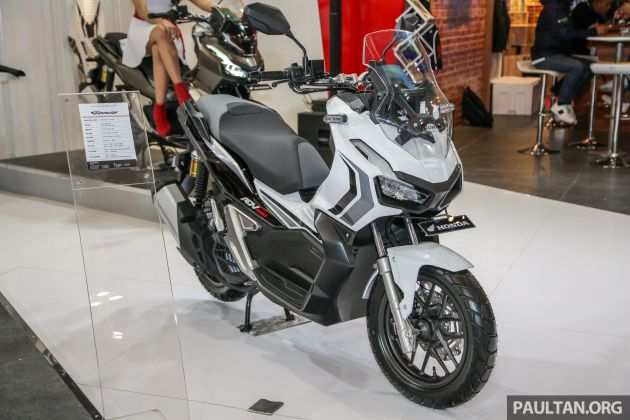 40 New 2019 Honda 150 Scooter New Concept