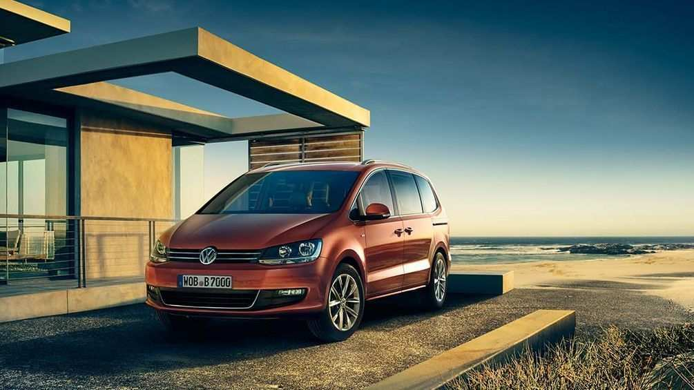 40 New 2020 Vw Sharan Photos