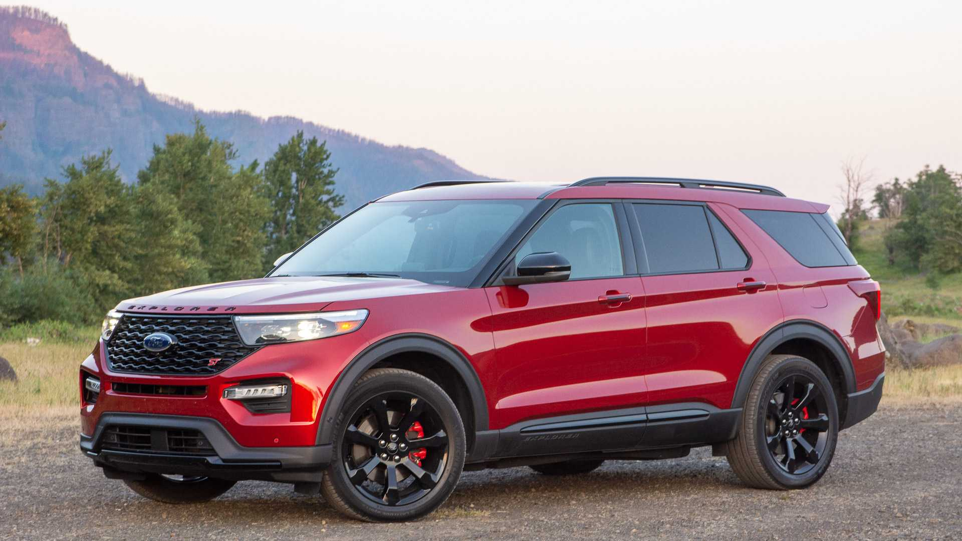 40 New Ford Aviator 2020 First Drive