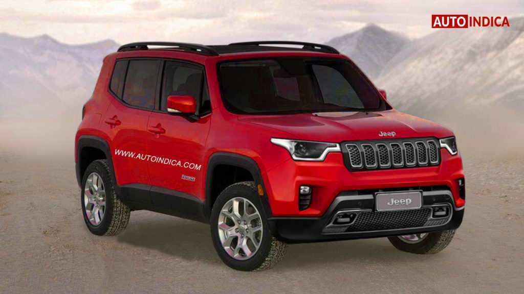 40 New Jeep New Suv 2020 Exterior And Interior
