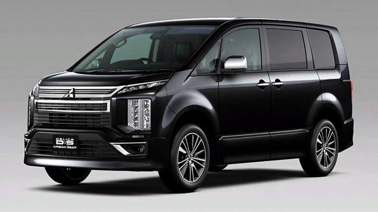 40 The 2019 Mitsubishi Delica Review And Release Date