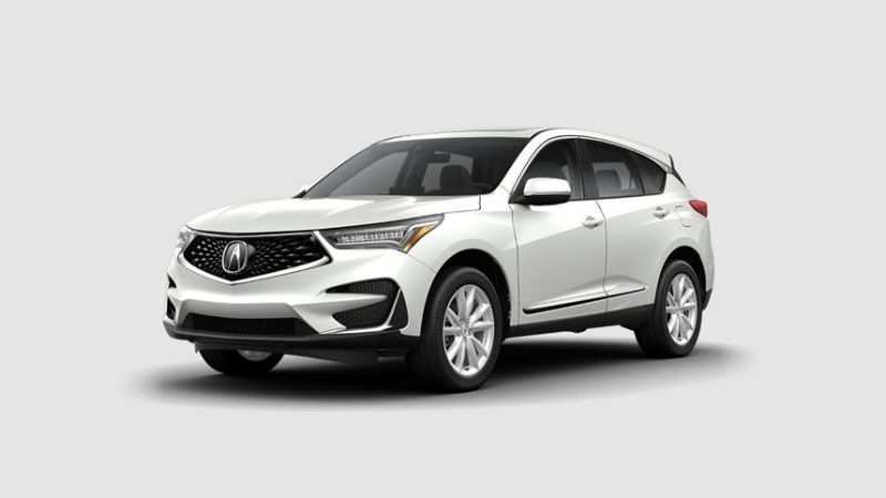 40 The 2020 Acura Rdx Exterior Colors Pictures