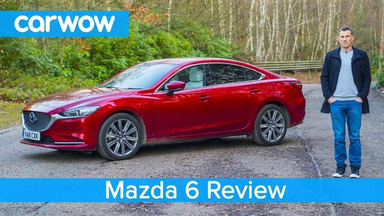 40 The 2020 Mazda 6 Awd Exterior And Interior