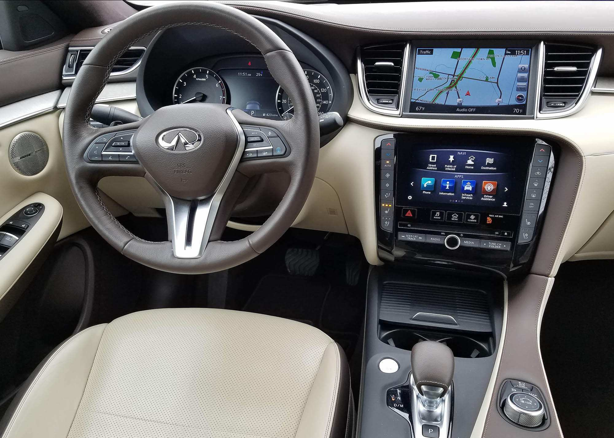 40 The Best 2019 Infiniti Qx50 Review Picture
