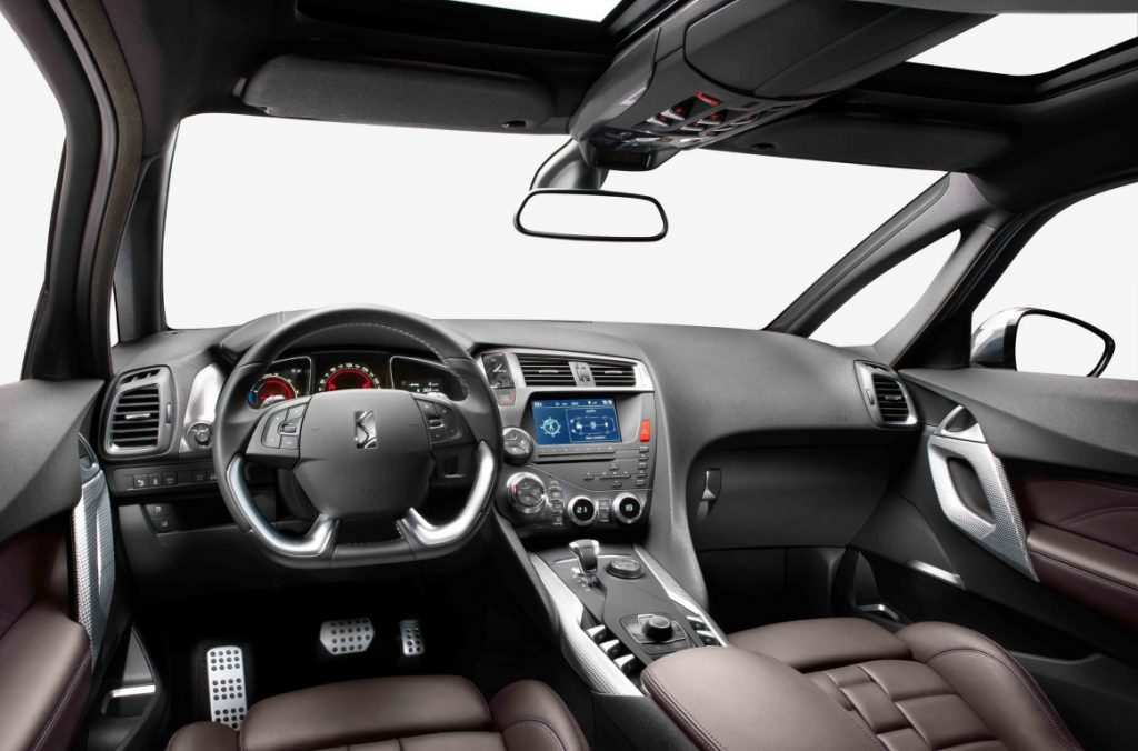 40 The Best Citroen Ds5 2020 Redesign