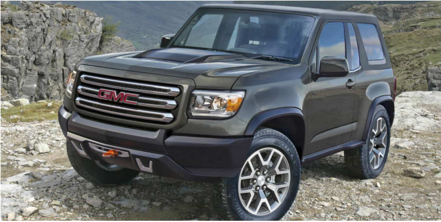 40 The Best New 2020 Gmc Jimmy Review And Release Date