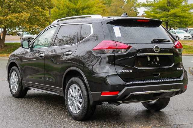 41 A 2019 Nissan Rogue Engine Concept And Review