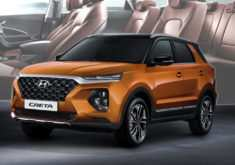 Hyundai Creta New Model 2020,