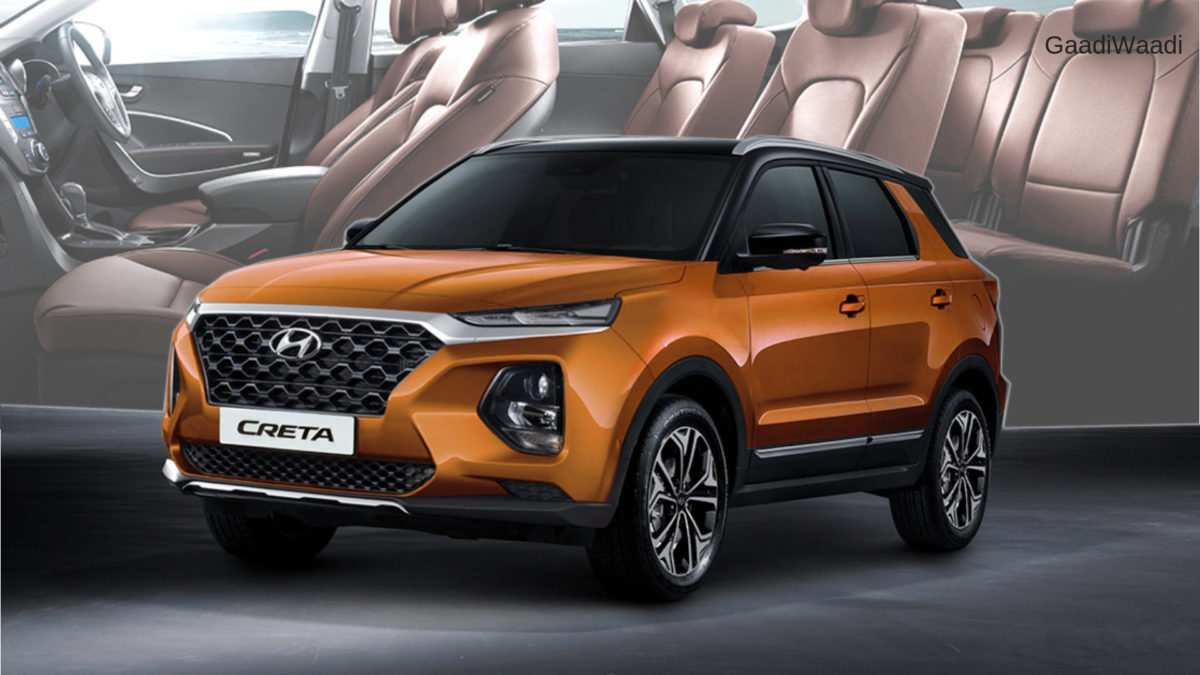 41 A Hyundai Creta New Model 2020 Rumors