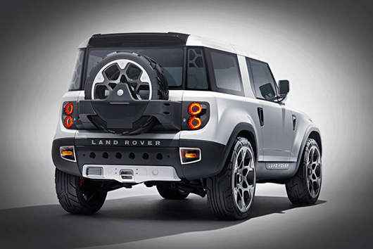 41 All New 2019 Land Rover Defender Ute Release Date And Concept