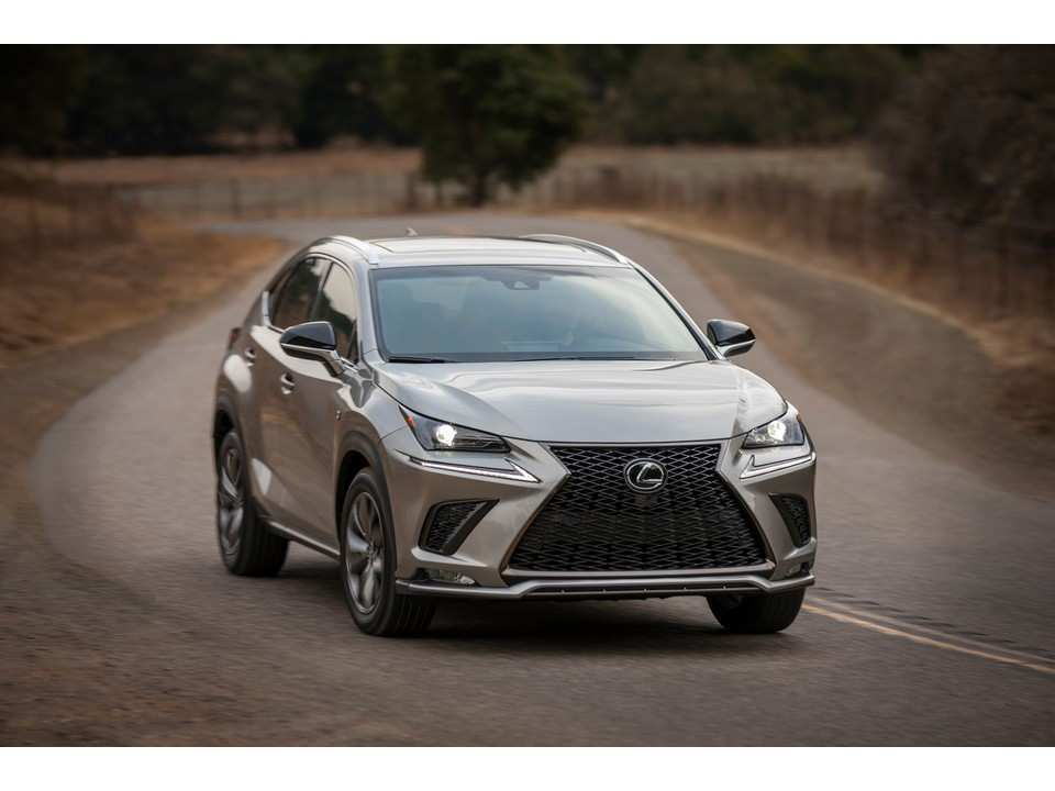 41 All New 2019 Lexus 200Nx Performance And New Engine