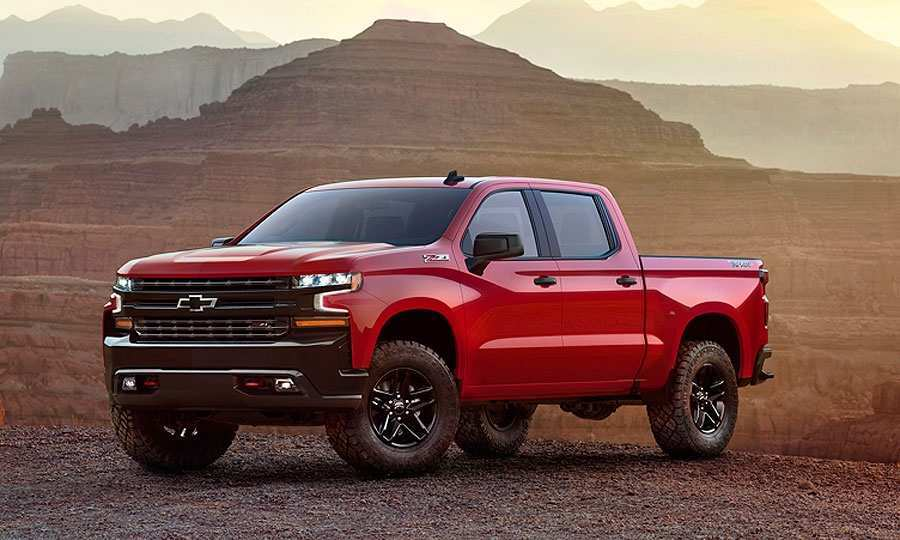 41 All New 2019 Silverado Unveil Pictures