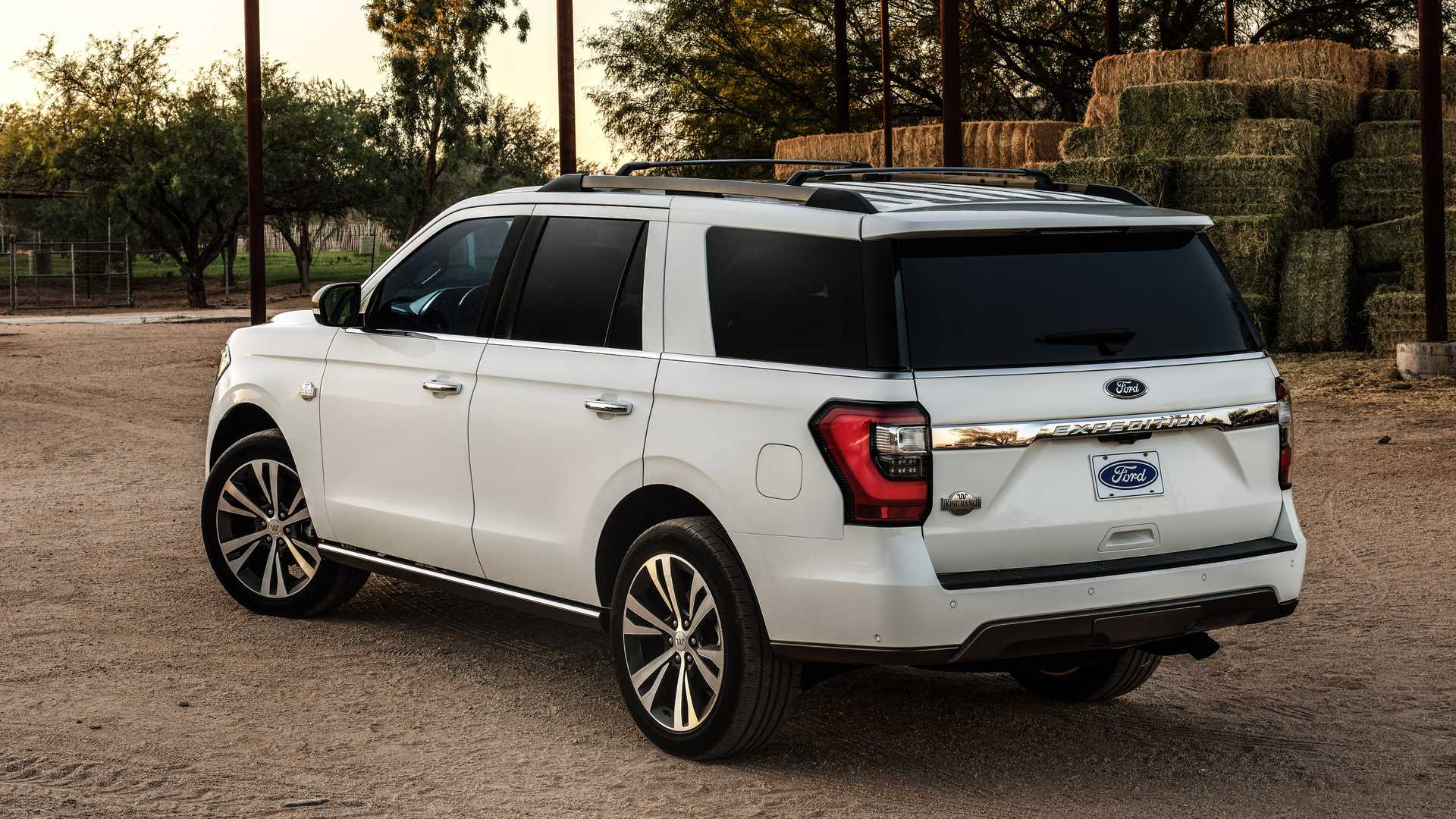 41 All New 2020 Ford Expedition First Drive