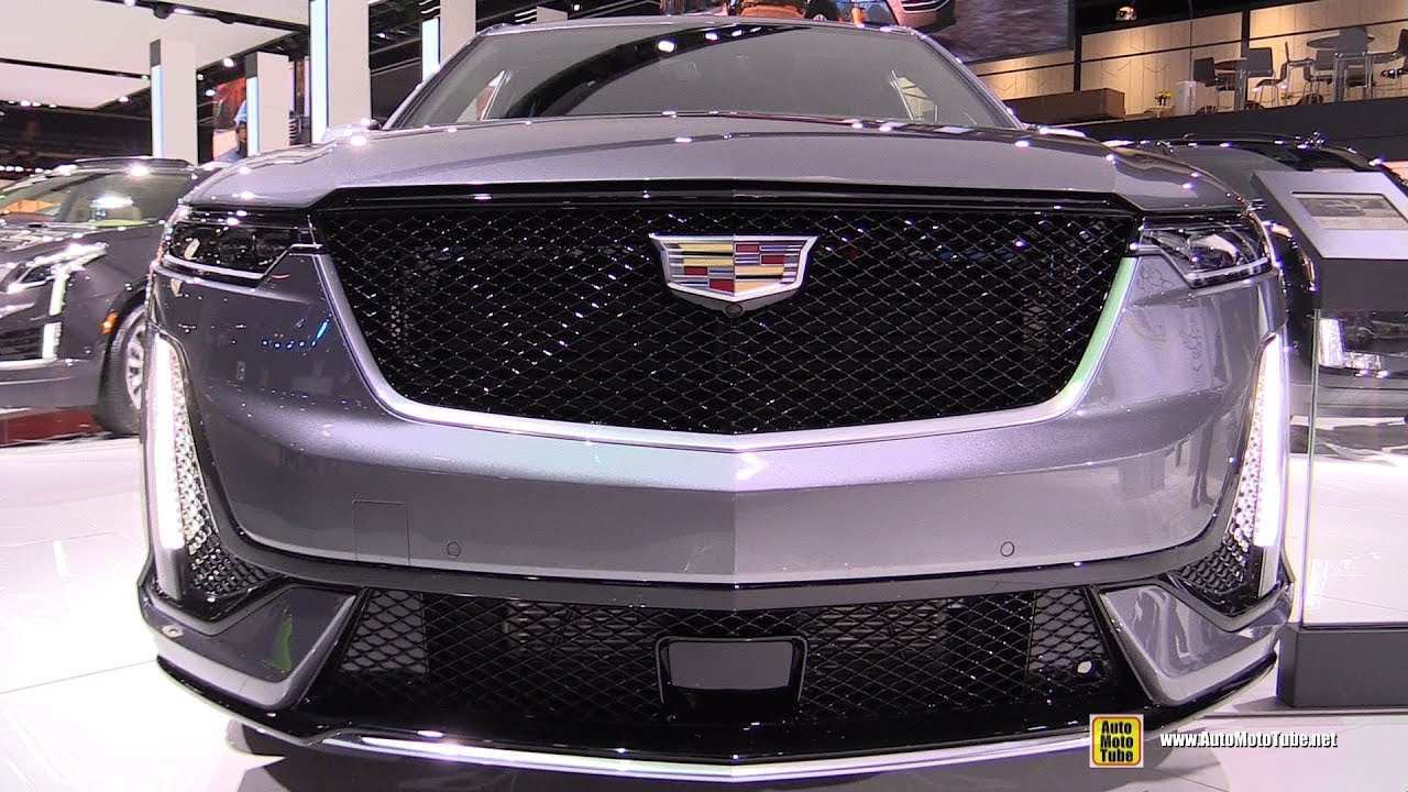 41 All New Cadillac Xt6 2020 Youtube New Model And Performance