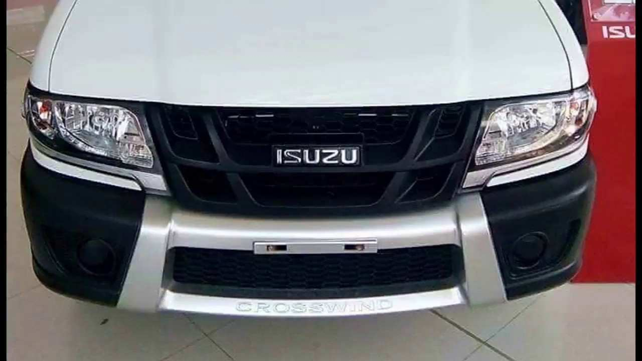 41 All New Isuzu Panther 2019 Wallpaper