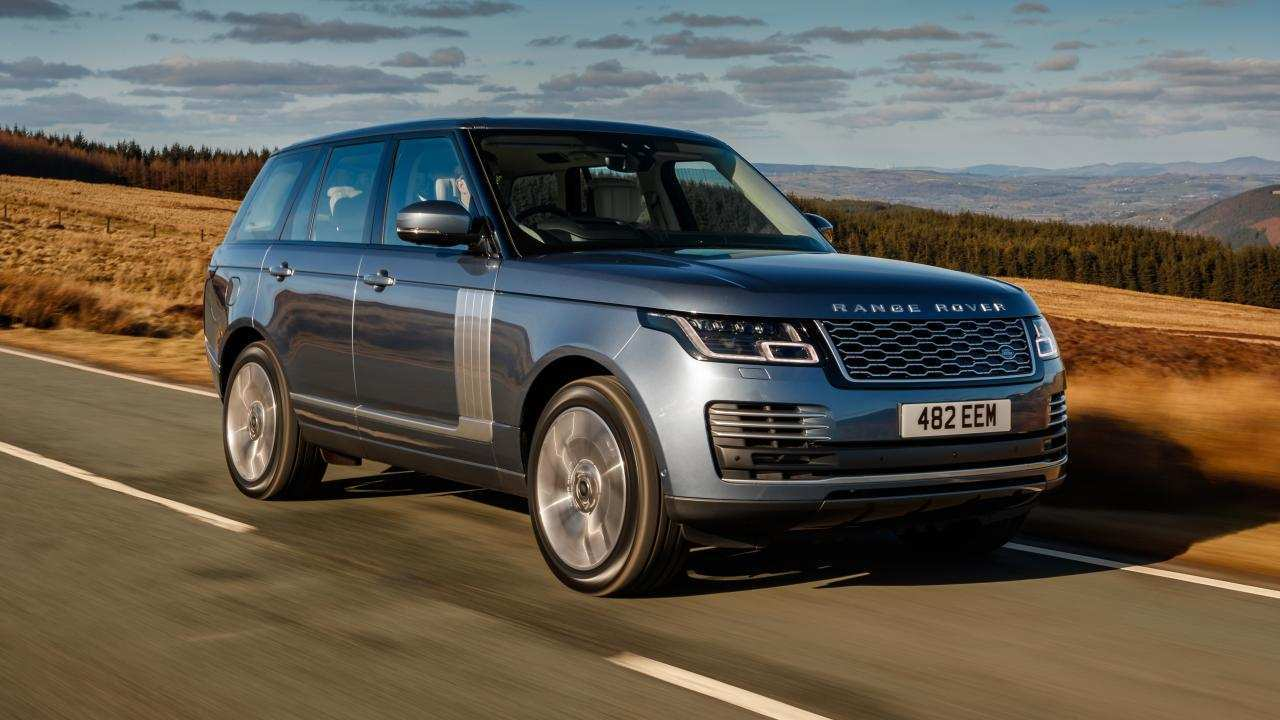 41 All New Land Rover Range Rover Vogue 2019 Release Date
