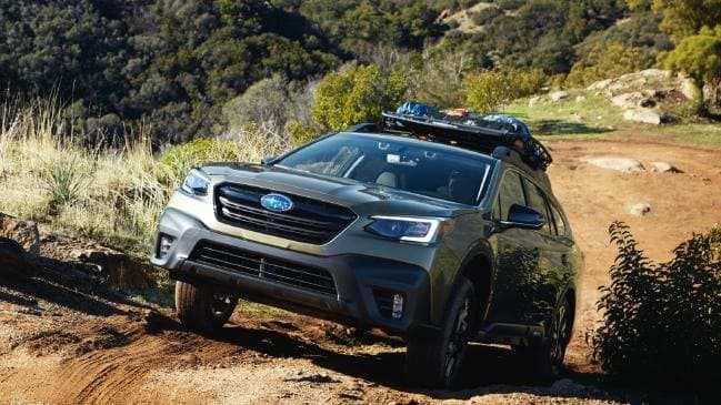 41 All New Subaru Outback 2020 Australia Performance And New Engine