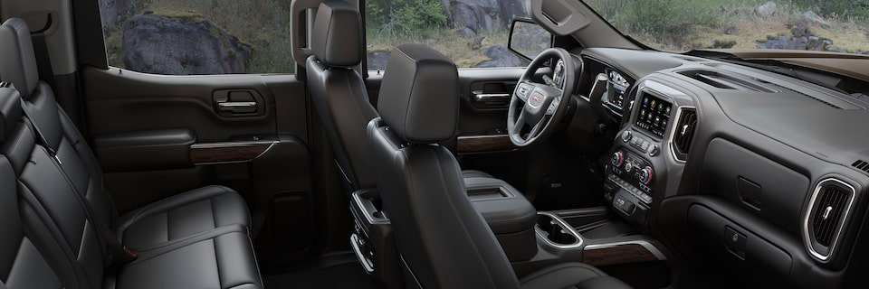 41 Best 2019 Gmc 1500 Interior Release Date And Concept