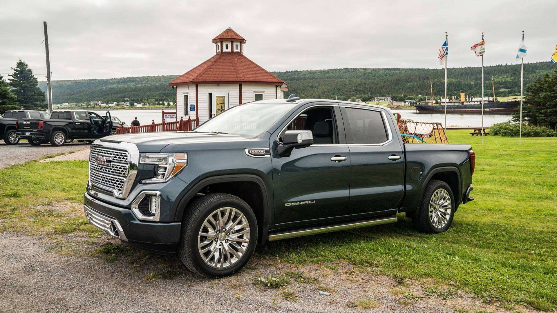 41 Best 2019 Gmc Engine Specs Pictures