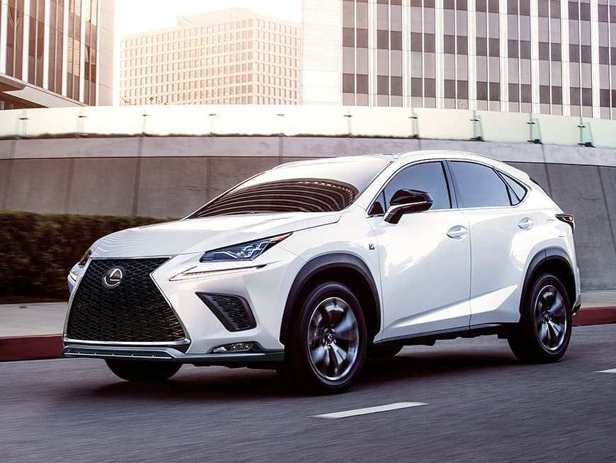 41 Best 2019 Lexus 200Nx Redesign And Concept