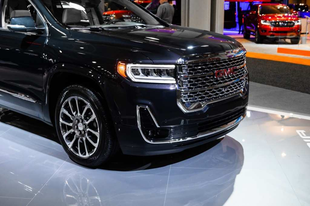41 Best 2020 Gmc Acadia Denali Interior