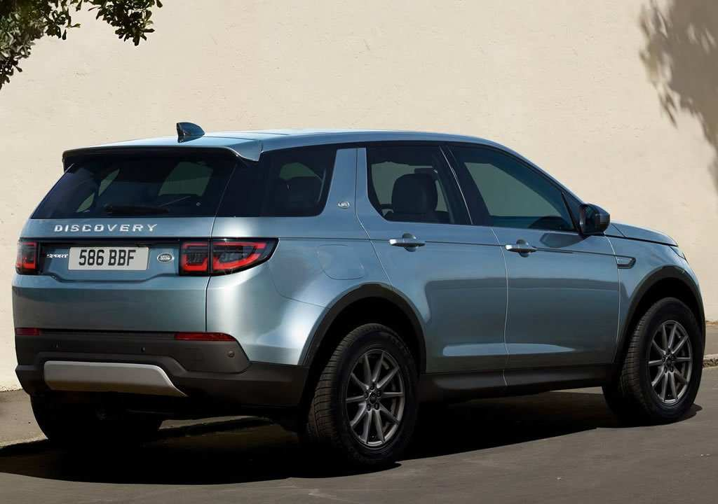 41 Best 2020 Land Rover Discovery Sport Prices