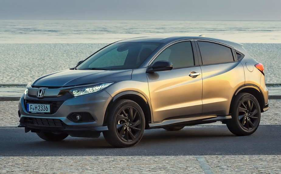 41 New 2020 Honda Vezel Specs And Review