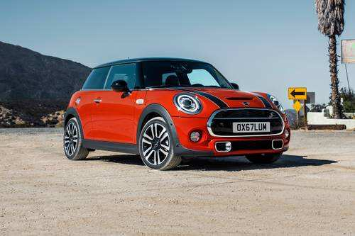 41 The 2019 Mini John Cooper Works Convertible 2 Redesign And Concept