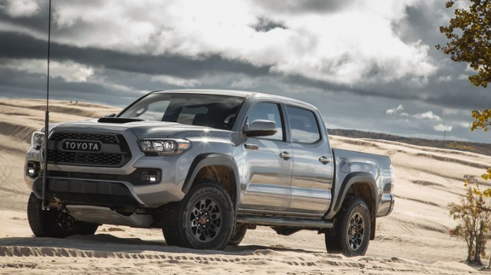 41 The 2019 Toyota Tacoma Engine Price And Release Date
