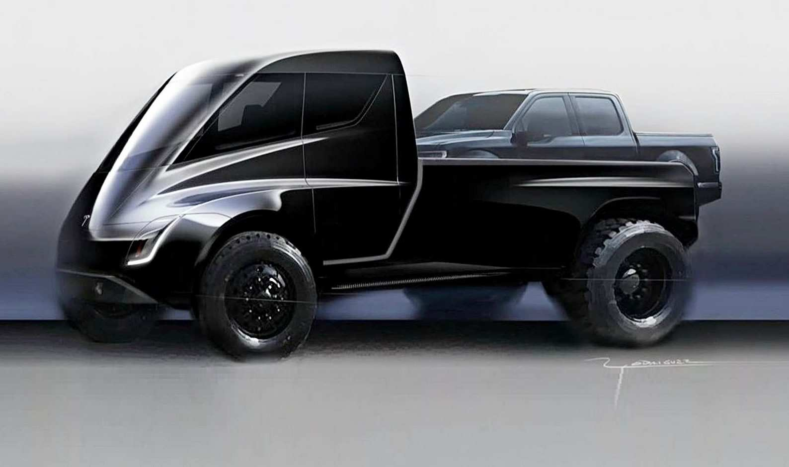 41 The 2020 Tesla Truck New Review