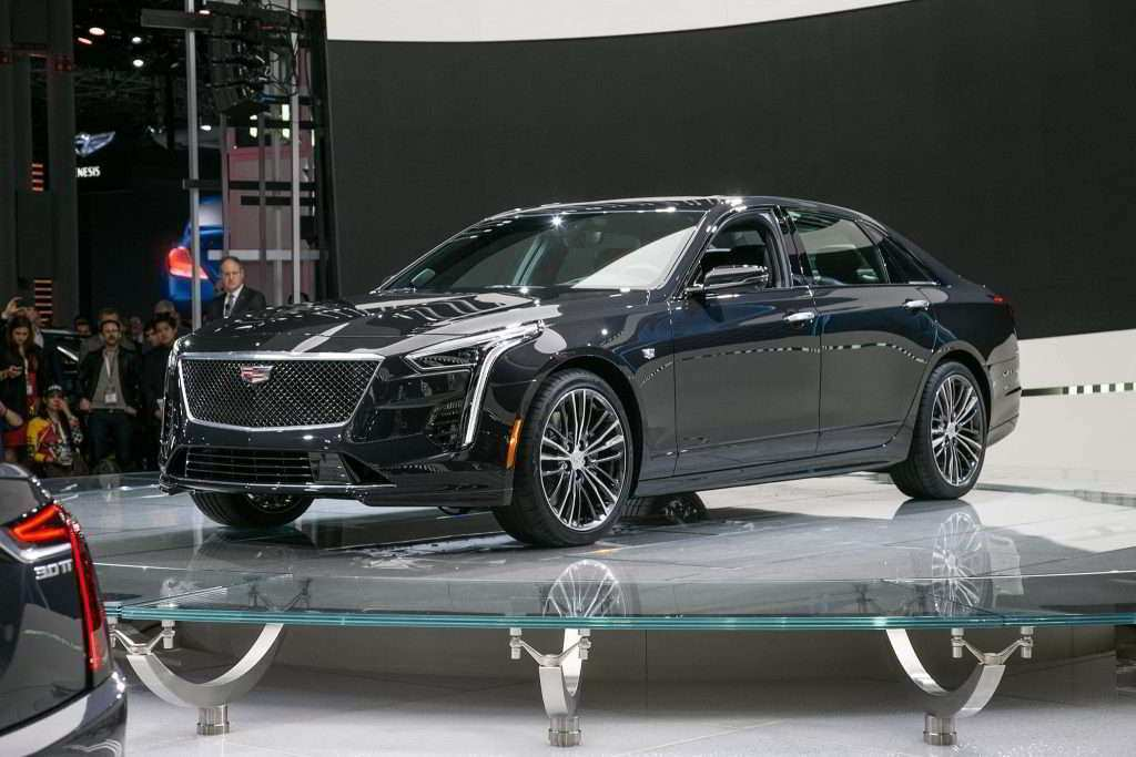 41 The Best 2019 Cadillac Dts Exterior