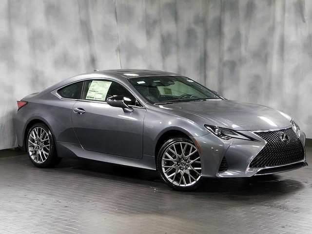 41 The Best 2019 Lexus Coupe Research New