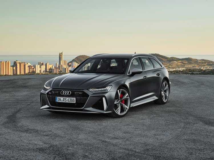 41 The Best 2020 Audi Concept And Review