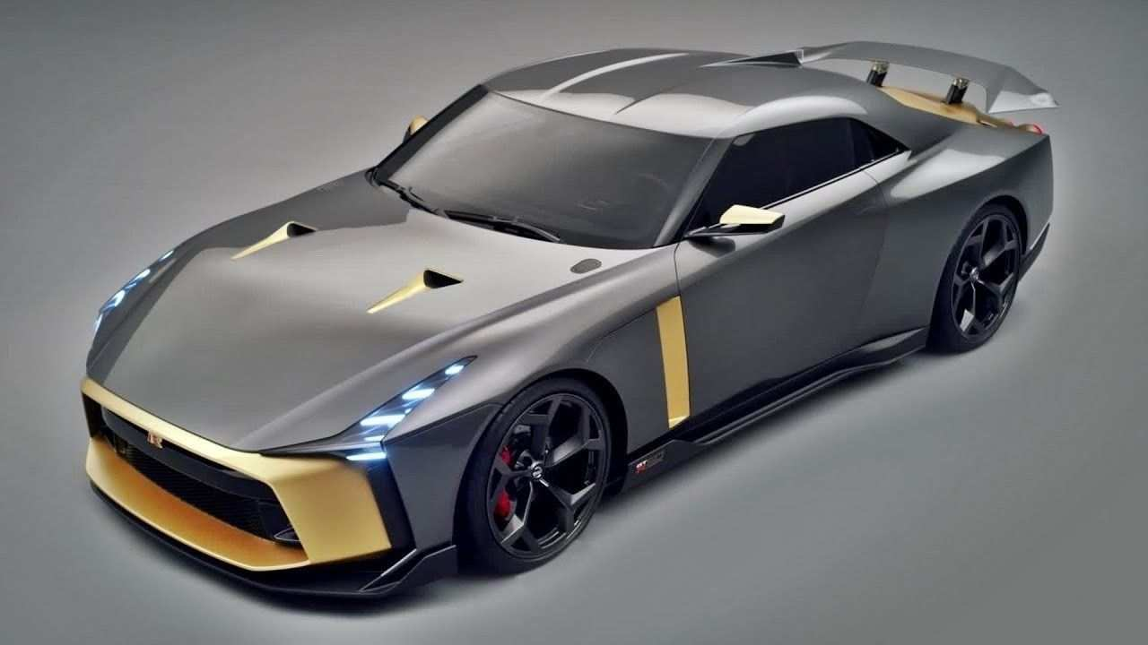 41 The Best 2020 Concept Nissan Gtr Exterior And Interior