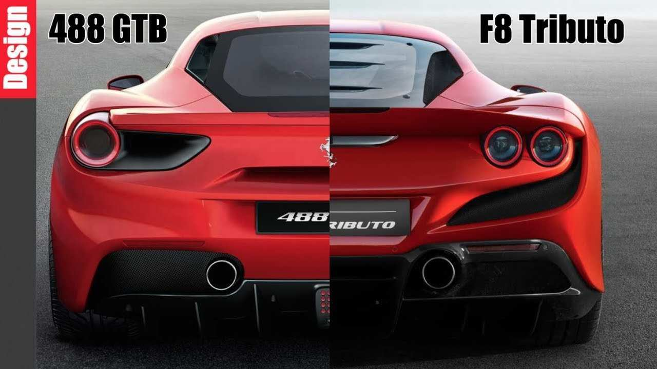 41 The Best 2020 Ferrari 488 Gtb Spesification