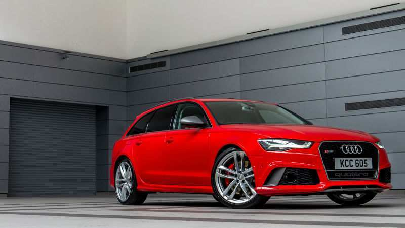 41 The Best Audi Wagon 2020 Redesign and Concept