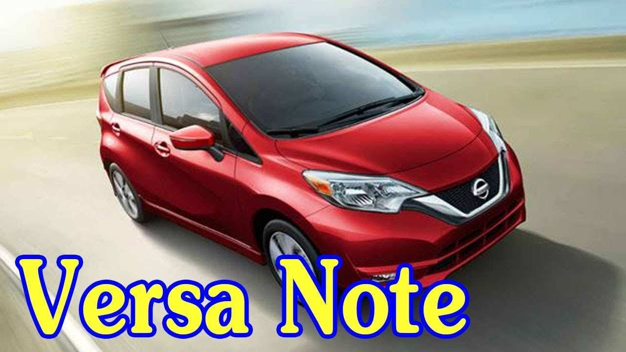 41 The Best Nissan Versa Note 2020 Pictures