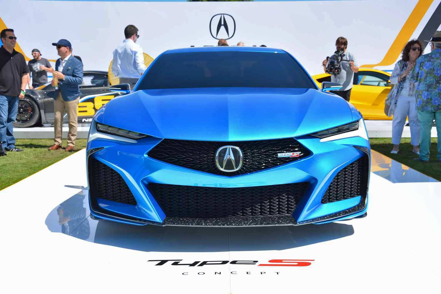 42 A 2019 Acura Tlx Type S Release Date and Concept