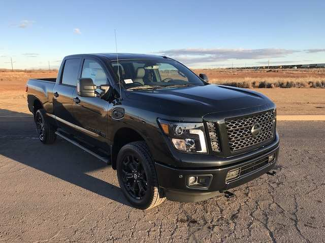 42 A 2019 Nissan Titan Xd Price And Review