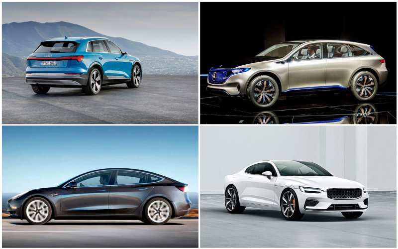 42 A Volvo 2019 Coches Electricos History