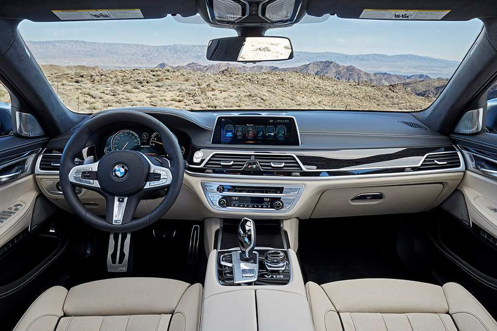 42 All New 2019 Bmw 7 Series Configurations Redesign