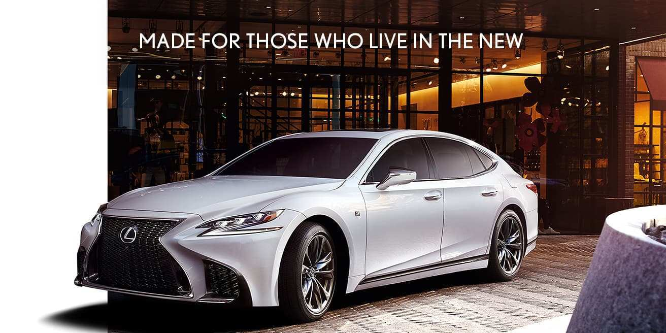 42 All New 2019 Lexus Ls Price Release