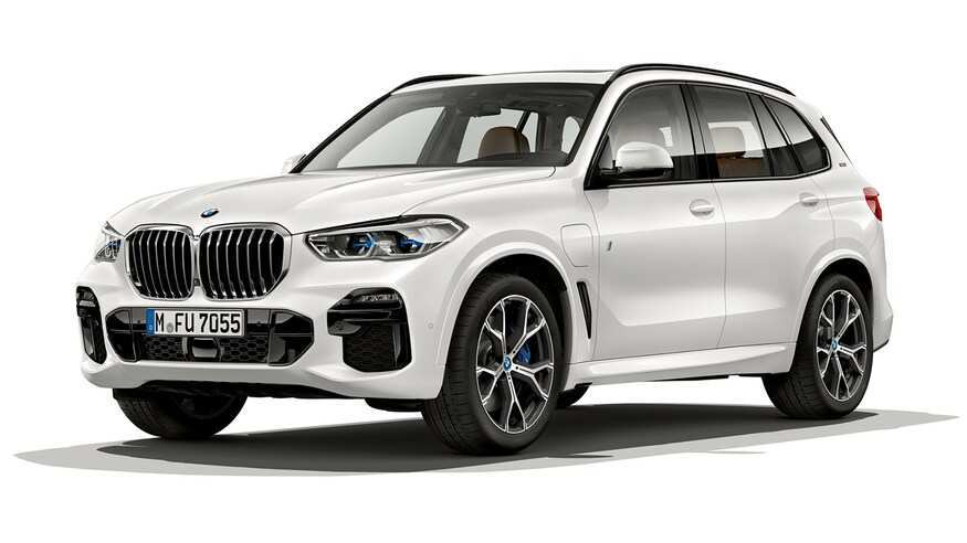 42 All New 2020 Bmw X5 Hybrid Redesign And Review