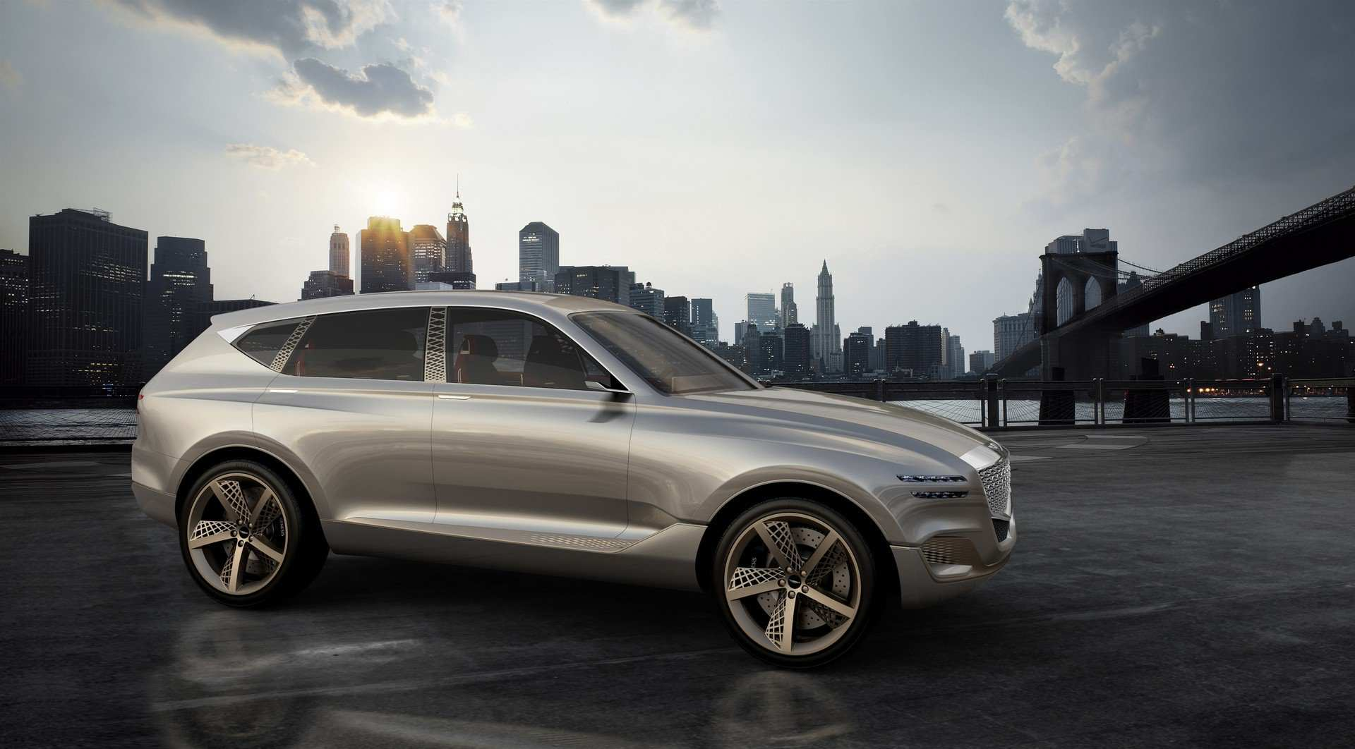 42 All New 2020 Hyundai Genesis Suv Picture