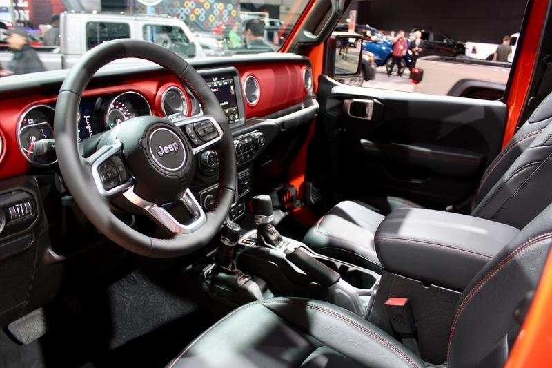 42 All New 2020 Jeep Gladiator Interior Images
