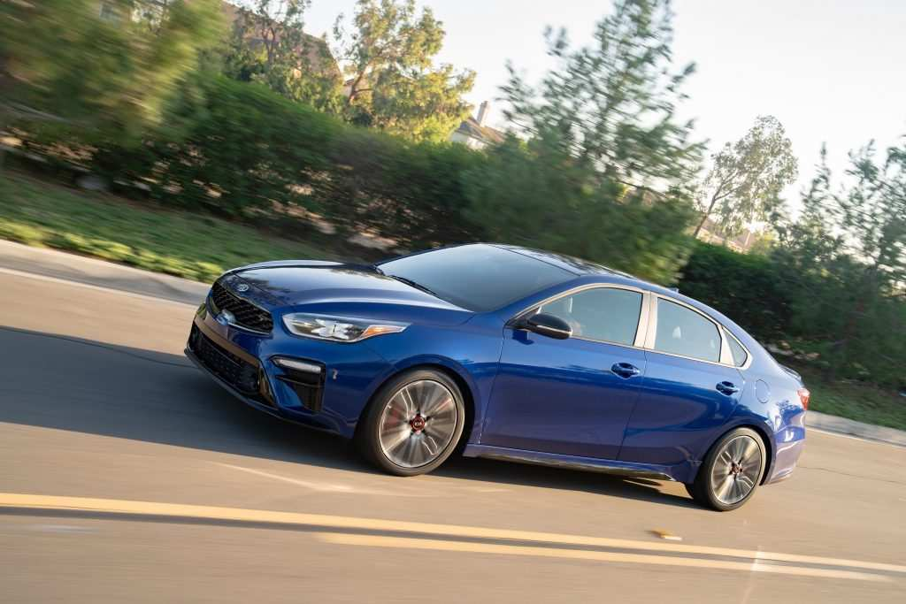 42 All New Kia Forte 2020 Review And Release Date
