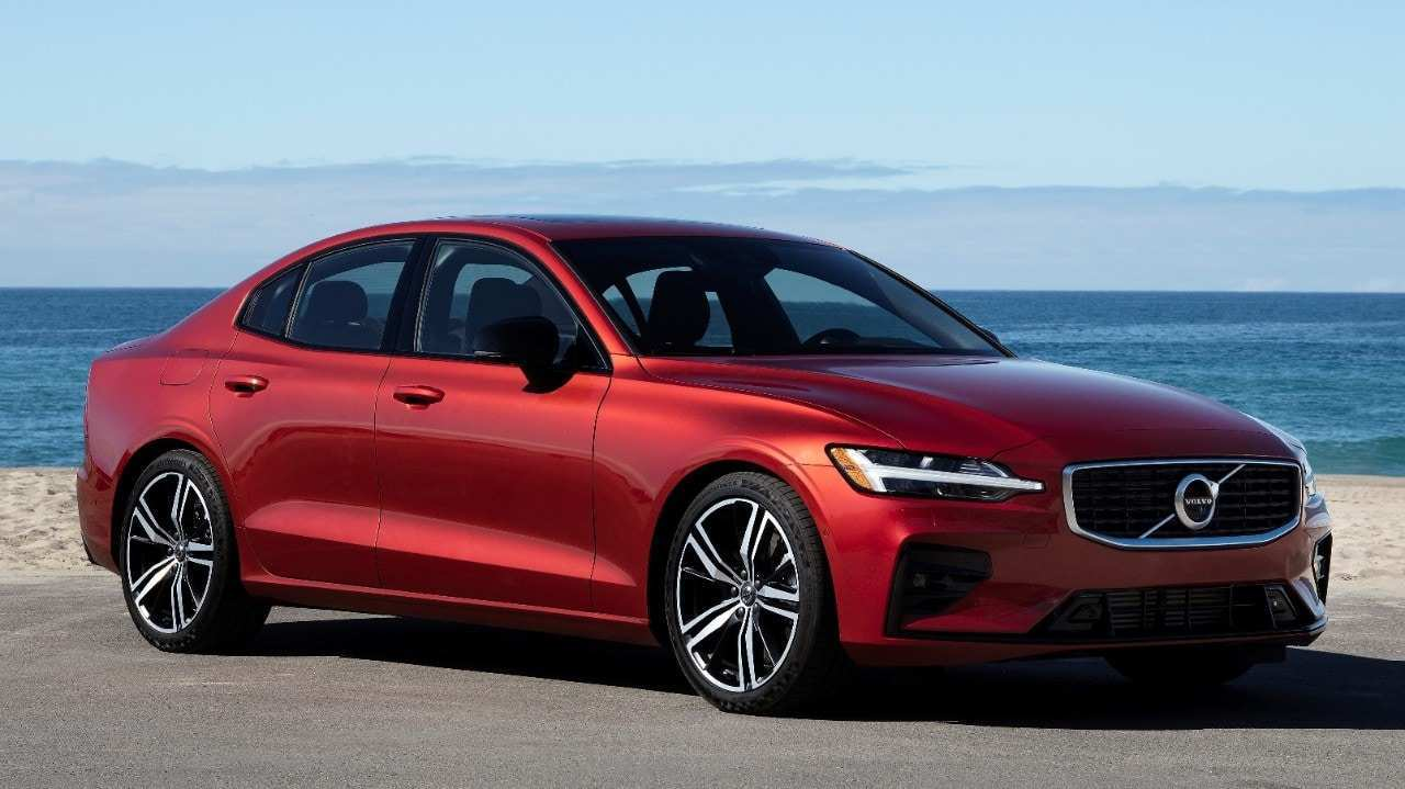 42 Best 2019 Volvo S60 Redesign Picture