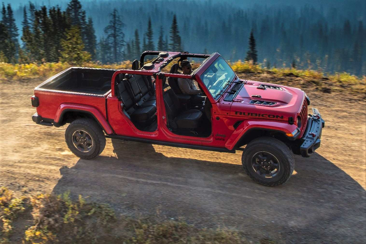 42 Best 2020 Jeep Gladiator Interior Specs