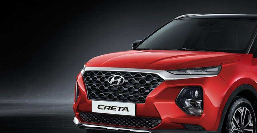 42 New Hyundai Creta New Model 2020 Spy Shoot